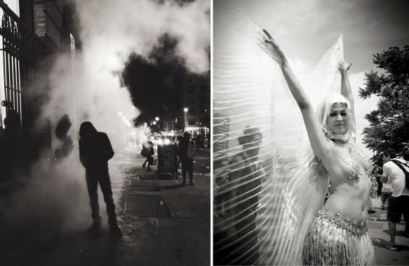 Dark Is The Night / The Light Fairy