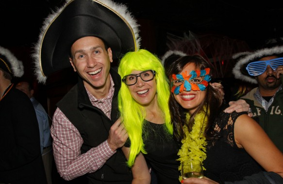 Social Tech Week Costume Party