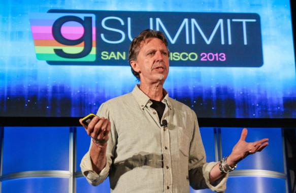 Tim Kring at GSummit 2013