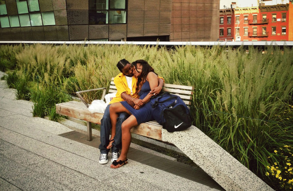 Love is A High Line