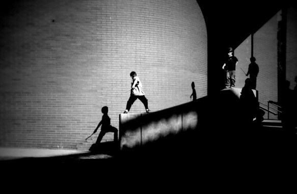 Welcome to the Marvelous World of the Kid Who Battled His Own Shadow