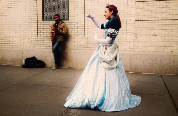 The Imaginary Princess
