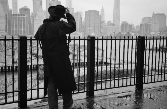 After Sandy: The Man Who Loved New York