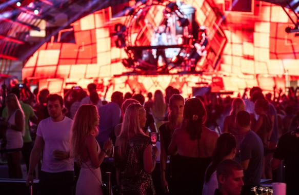 Ushuaïa Club Ibiza