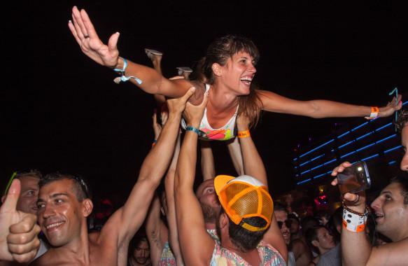 Ushuaïa Club Ibiza Party